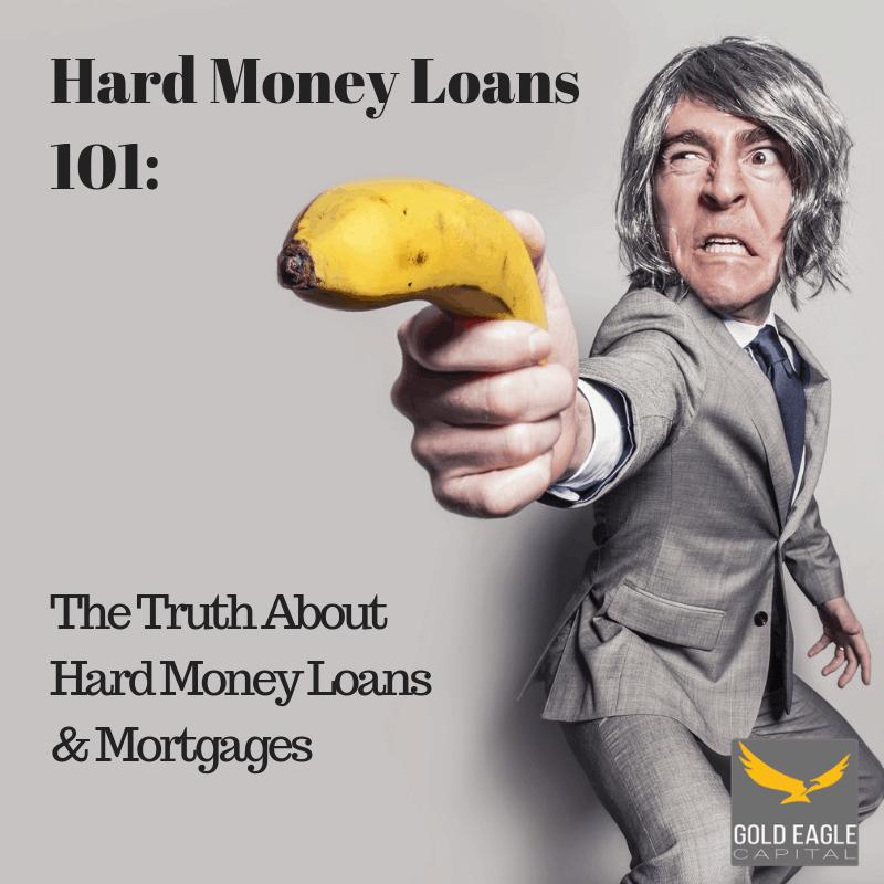Hard Money Loans - Gold Eagle Capital