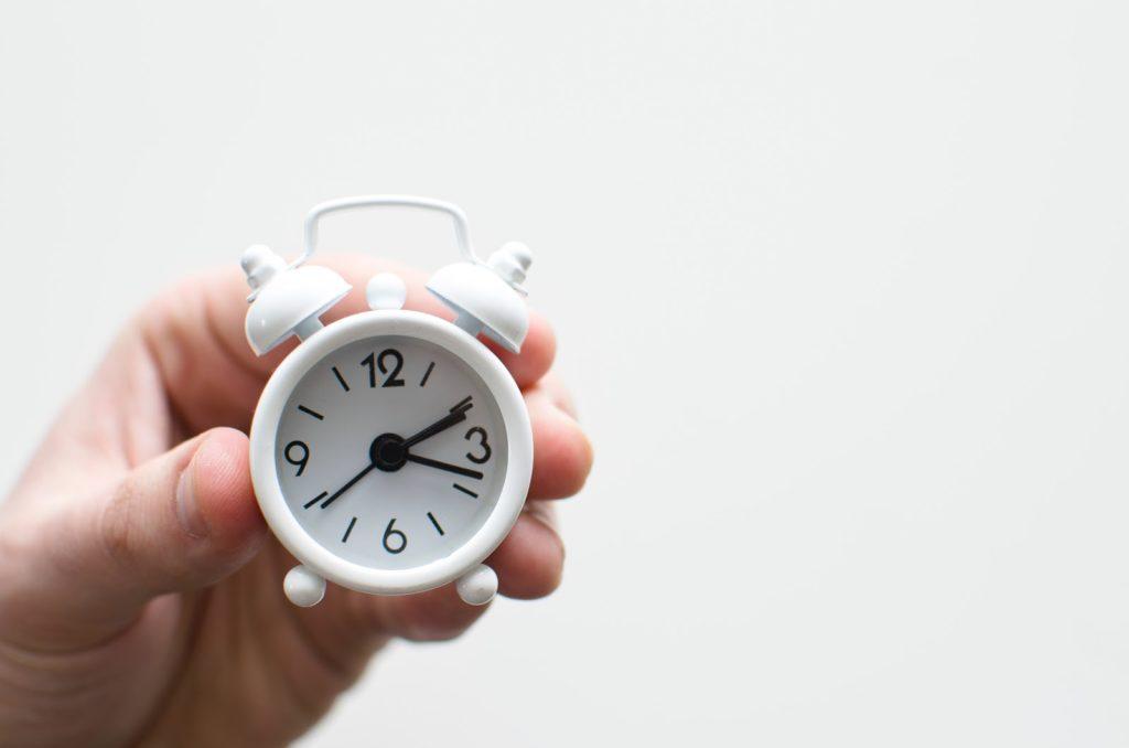Hard Money Loans_Time