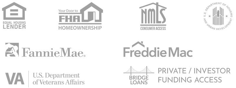 Mortgage Loan Types Logo